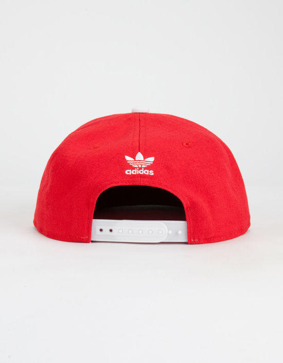Adidas Thrasher Mens Snapback Hat Red One Size For Men 25784130001 335e8aac444