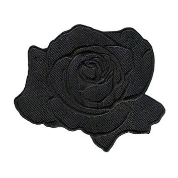 Black Rose Patch