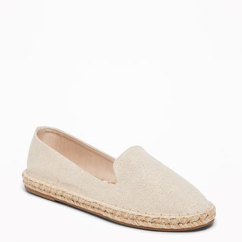 Canvas Espadrilles for Women|old-navy