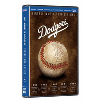 Los Angeles Dodgers Vintage World Series Films
