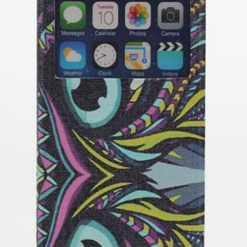 Funkadelic Iphone 6plus Wallet Phone Case