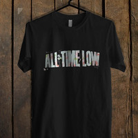 All Time Low Cute T Shirt  Mens T shirt and Womens T shirt *