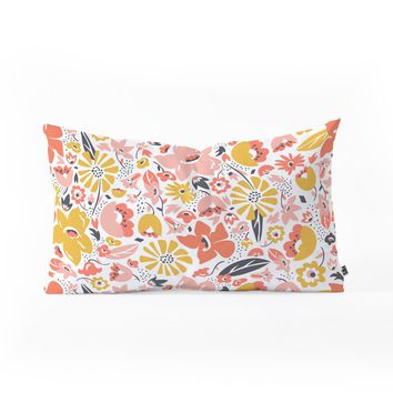 Heather Dutton Betty Oblong Throw Pillow