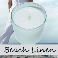 Beach Linen Scented Candle in Tumbler 13 oz