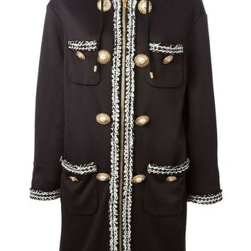 ONETOW Moschino hooded coat