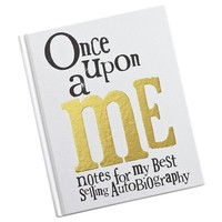 """Once Upon a Me"" Journal"