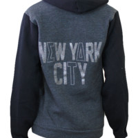Sigma Delta Tau New York Hoody - Adam Block Design