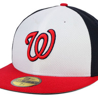 Washington Nationals MLB Diamond Era 59FIFTY Cap