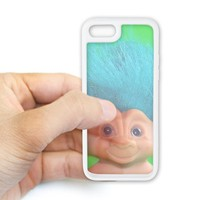 vintage troll doll lime green iPhone 5C Case