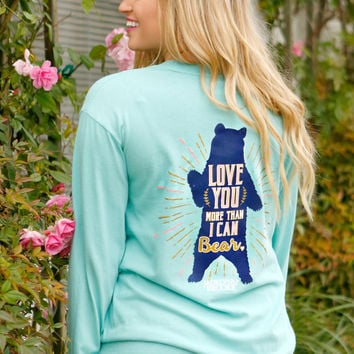 Jadelynn Brooke More Than I Can Bear - Long Sleeve