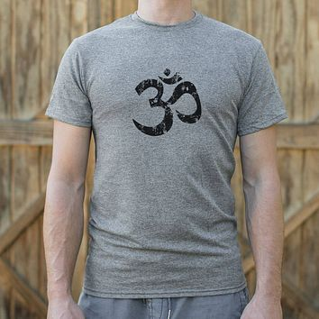 AUM / OM Symbol [Yoga] Men's T-Shirt