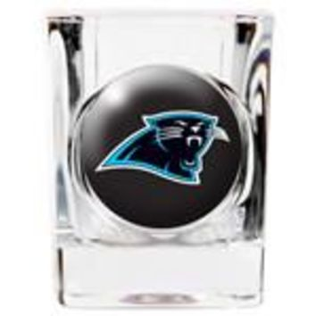 Personalized NFL Shot Glass - Panthers