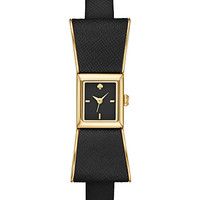 Kate Spade Kenmare Strap Watch Black ONE