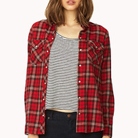 Rodeo Ready Plaid Shirt