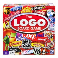 The Logo Board Game by Spin Master