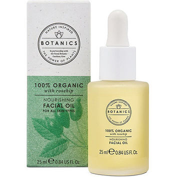 Botanics 100% Organic Nourishing Facial Oil | Ulta Beauty