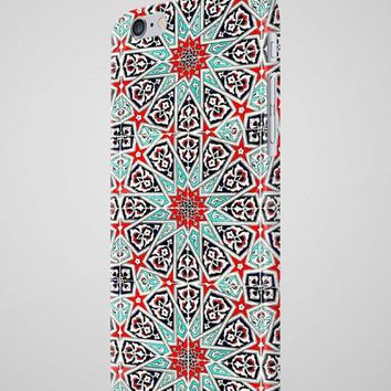 Phone Case Morocco Portugal Azulejos Tiles iPhone 8 Case - Free Shipping