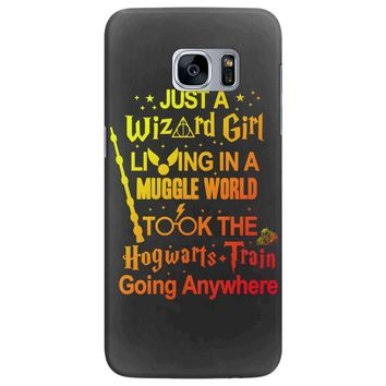 Just A Wizard Girl Living In A Muggle World Samsung Galaxy S7 Edge