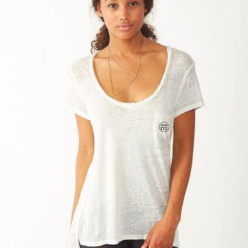 Favorite V-Neck T-Shirt - White