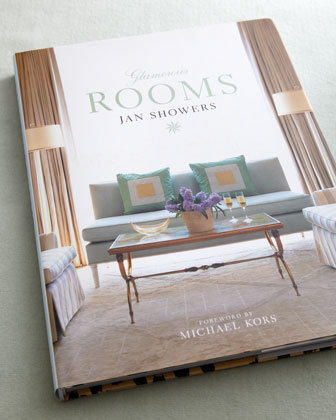 """Southwest Books - """"Glamorous Rooms"""" Hardcover Book - Horchow"""