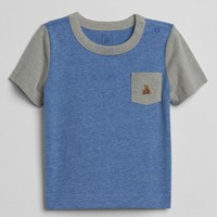 Pocket T-Shirt|gap