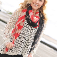 Stars And Stripes Scarf - Bliss On State