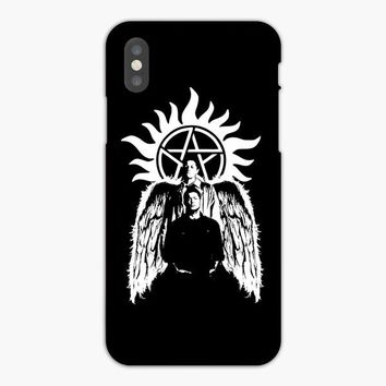 Destiel Supernatural iPhone XS Max Case