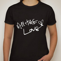 "One Direction ""All The Love / Harry Styles Autograph"" T-Shirt"