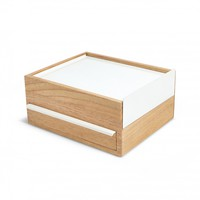 STOWIT JEWELRY BOX NATURAL