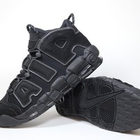 "Nike Air More Uptempo ""Reflective Black"""