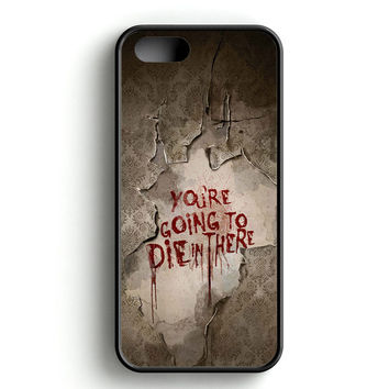American Horror Story Die In There iPhone 5 | 5S Case
