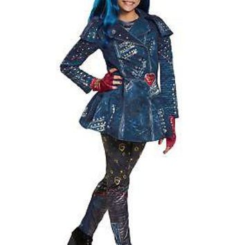 Girls Descendants 2 Evie Deluxe Costume
