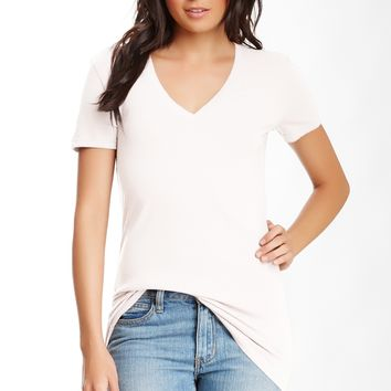 Abound | Short Sleeve V-Neck Tee (Juniors) | Nordstrom Rack
