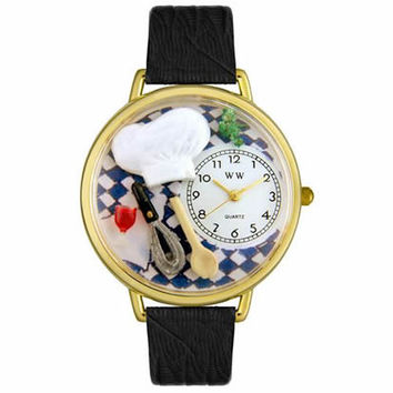 Chef Watch in Gold (Large)