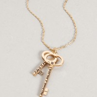 Good Work(s) Faith Necklace