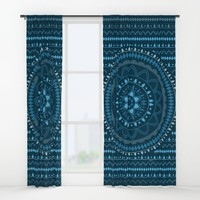 Mandala Window Curtains by famenxt