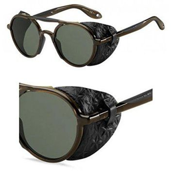 Sunglasses Givenchy 7038/S 0TIR Brown Black / E4 brown lens