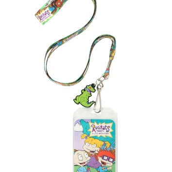 Rugrats Group Lanyard