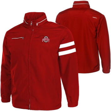 Ohio State Buckeyes Youth Bentley Jacket - Scarlet - http://www.shareasale.com/m-pr.cfm?merchantID=7124&userID=1042934&productID=522027011 / Ohio State Buckeyes