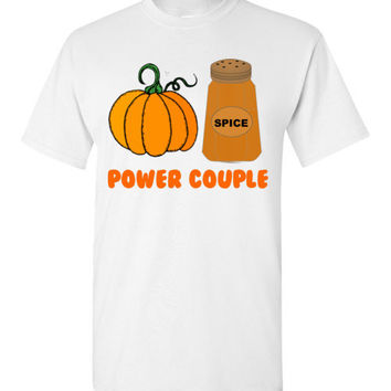 Pumpkin Spice Power Couple