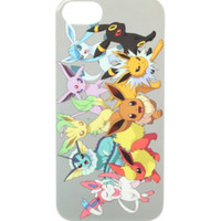 Pokemon Eevee Evolutions iPhone 5/5S Case