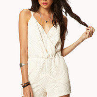 Crocheted Romper