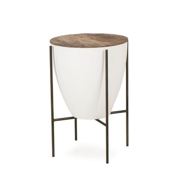 "ANICA SIDE TABLE - 17"" FILTER"