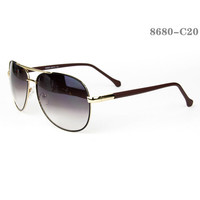 Aviator Style Men Sunglasses #QB-8680-C20