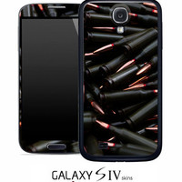 Bullets Skin for the Samsung Galaxy S4, S3, S2, Galaxy Note 1 or 2