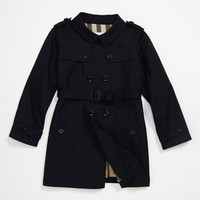 Burberry Belted Trench (Baby) | Nordstrom