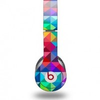 Spectrums Decal Style Skin (fits Beats Solo HD Headphones - HEADPHONES NOT INCLUDED):Amazon:Everything Else