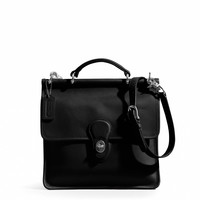 WILLIS BAG IN LEATHER