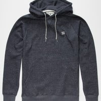 Billabong Balance Mens Hoodie Heather Navy  In Sizes
