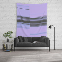 Okay Stretch Wall Tapestry by duckyb